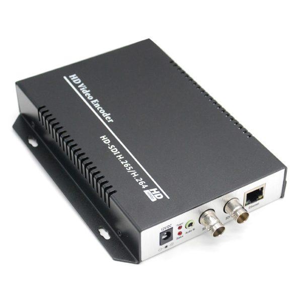 H.265 H.264 SDI Video Encoder IPTV Encoder for IPTV Live stream broadcast