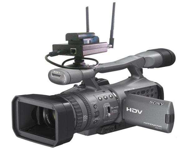 MPEG-4 WiFi HDMI Encoder