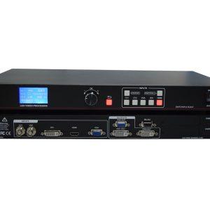 LED Video Processor HD Video Switcher