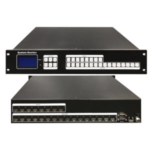 8 in 16 out HDMI matrix switch