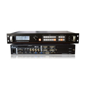 LED Video Processor HD Video Switcher Video Splicer