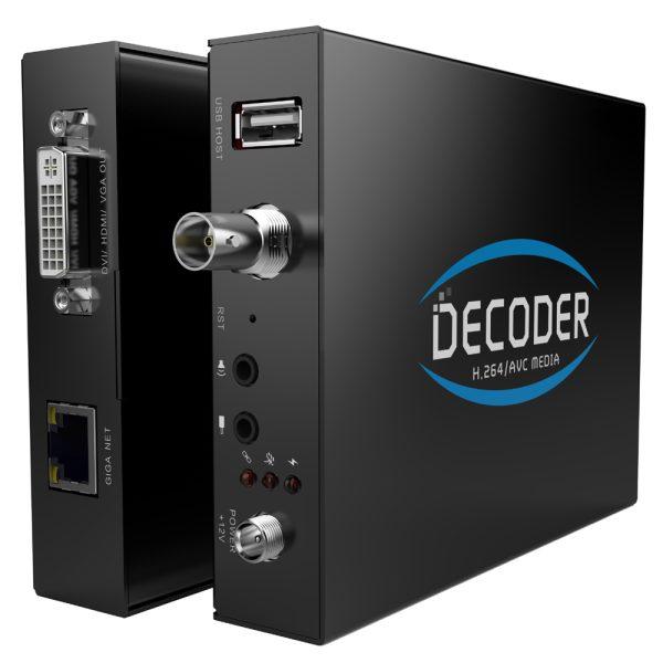 H.264 SDI video decoder