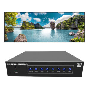 4k video wall controller 2x3 uhd tv wall controller 3x2